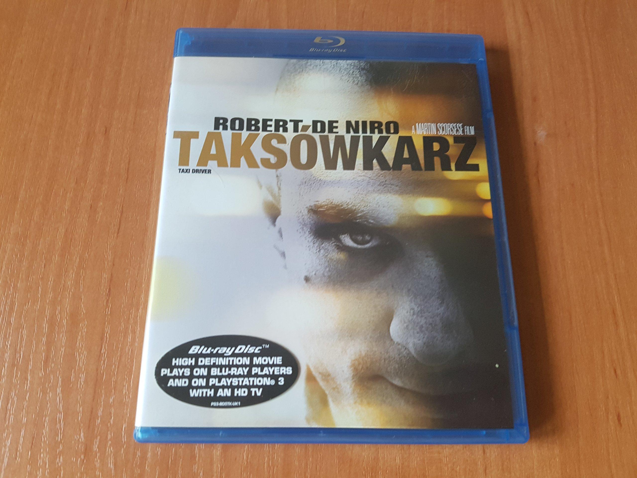 TAKSÓWKARZ - LEKTOR * ORAZ INNE FILMY *SZYBKA WYS