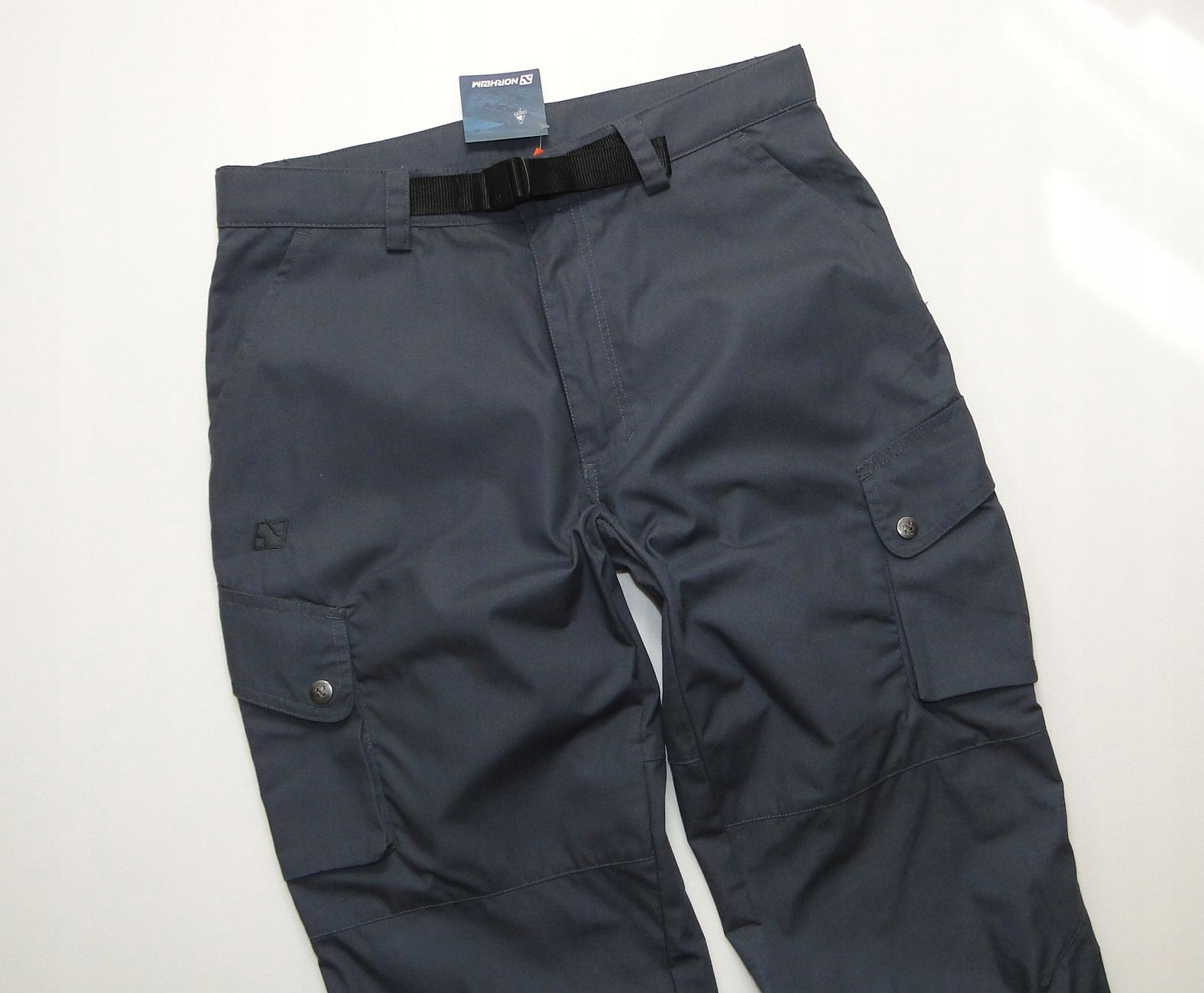 Spodnie NORHEIM Trekker Polycotton G-1000 Titanium