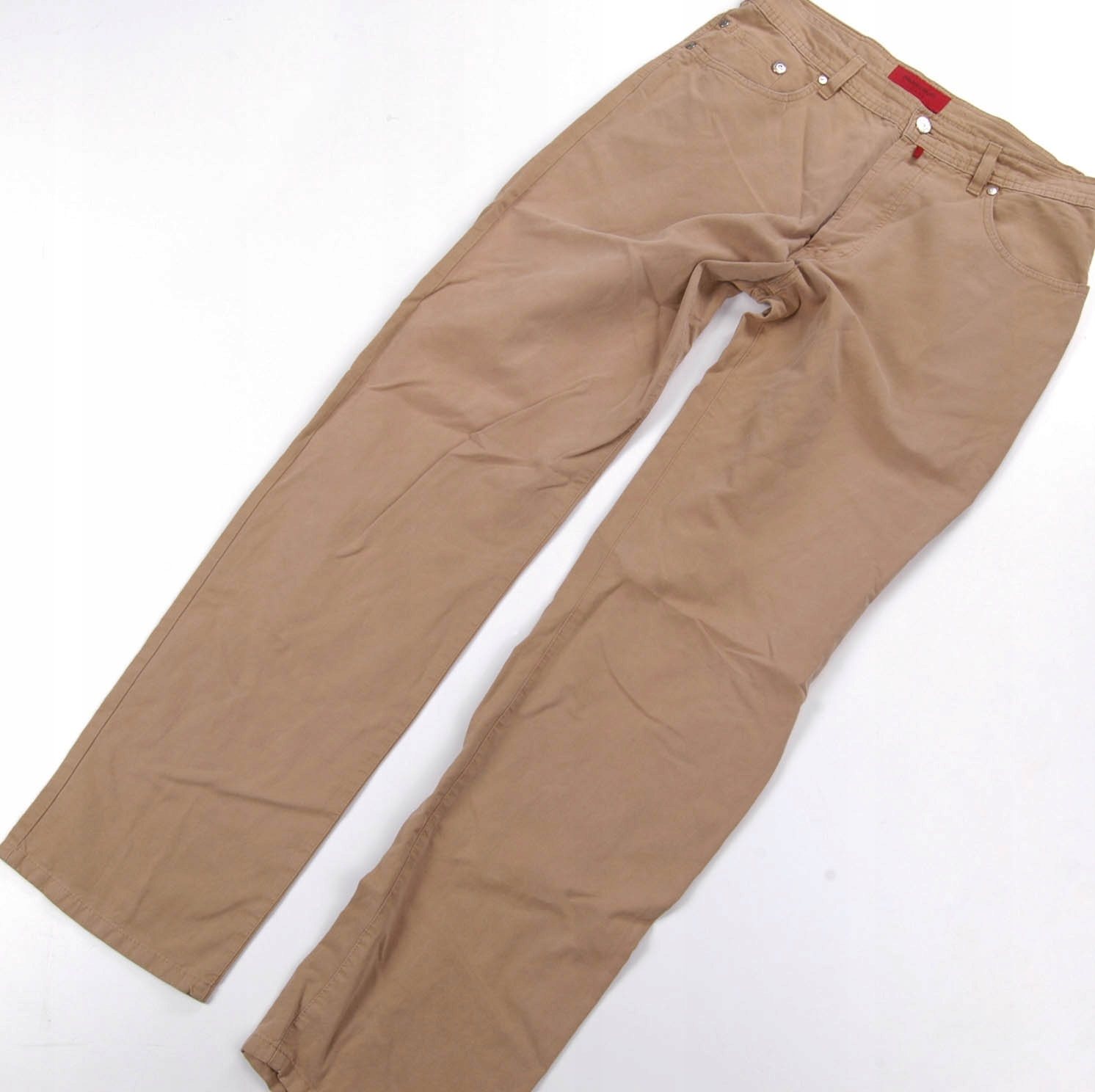 PIERRE CARDIN Spodnie męskie z logo M/L a2361