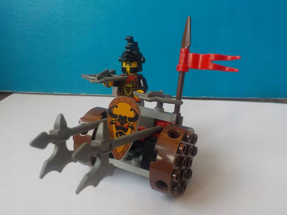Lego 4806 - Axe Cart