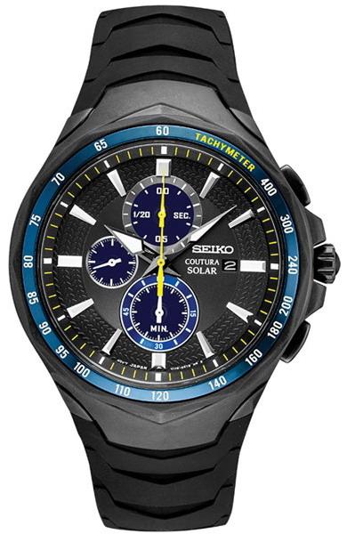 zegarek SEIKO Coutura Solar SSC697P1 GWARANCJA