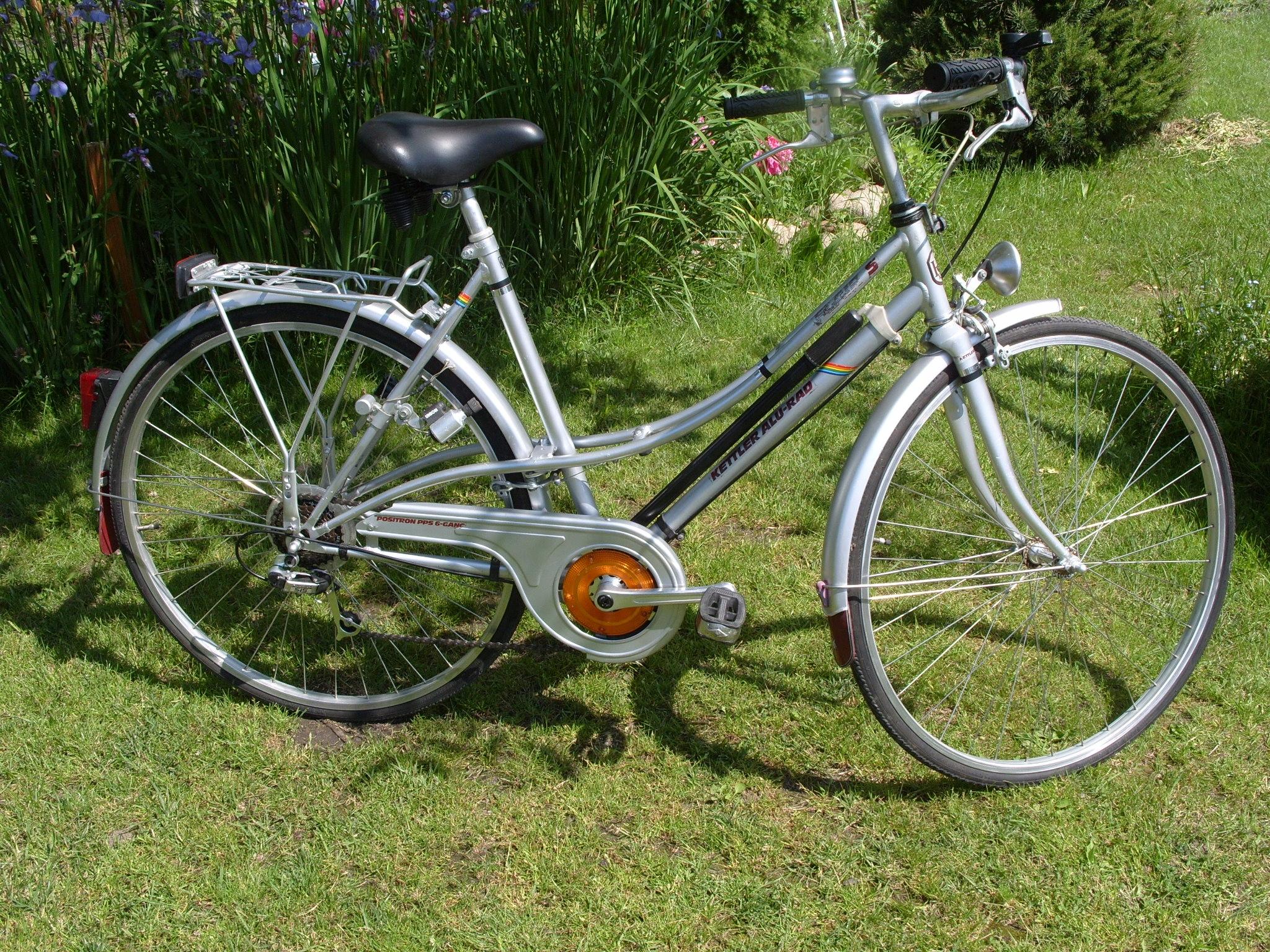 Rower Aluminiowy Kettler Damka 28cali