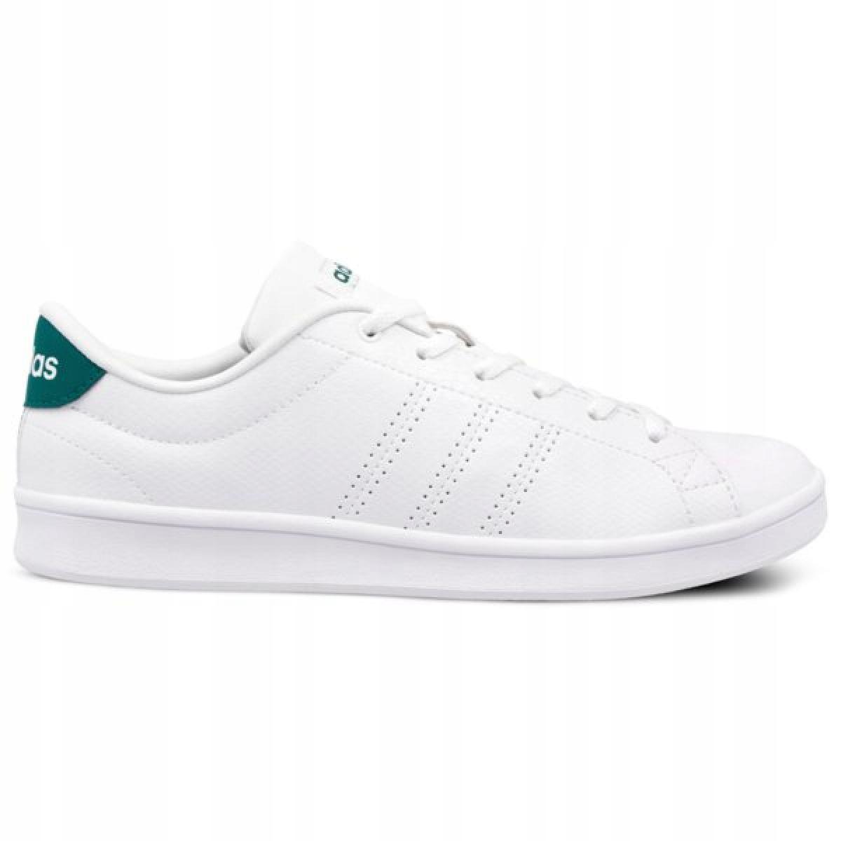 Adidas Buty Damskie Advantage Clean Qt Marki Online Białe