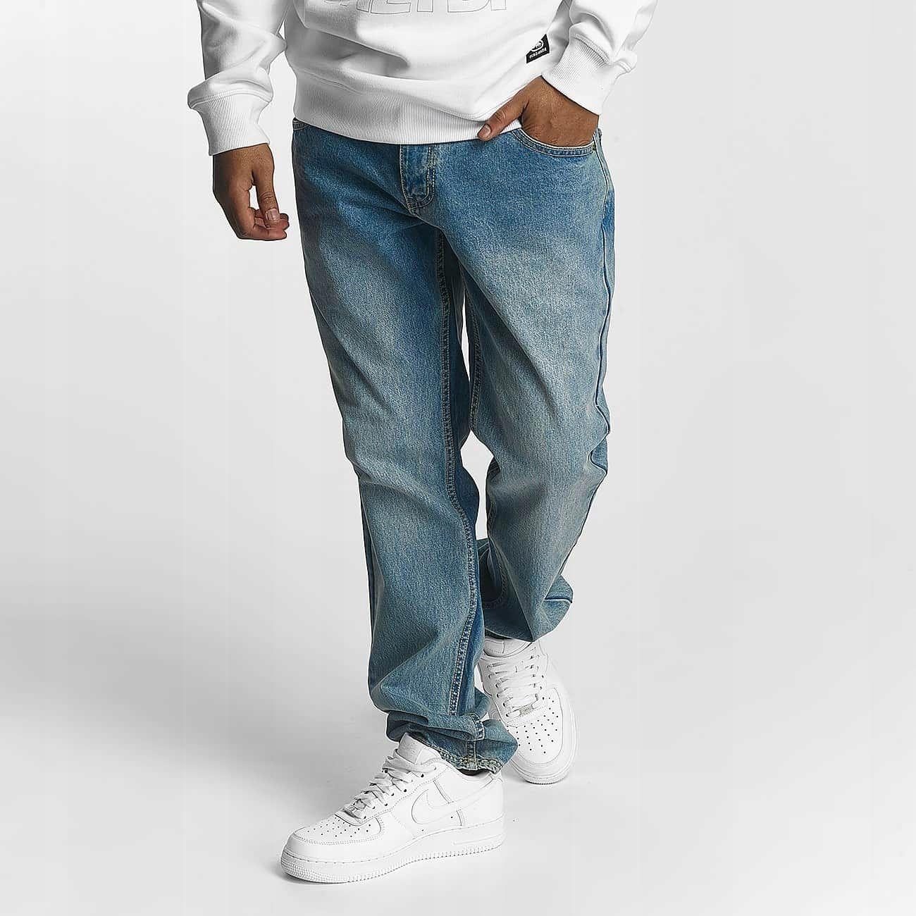Spodnie Ecko St Fit Jeans Gordon W 32 L 34