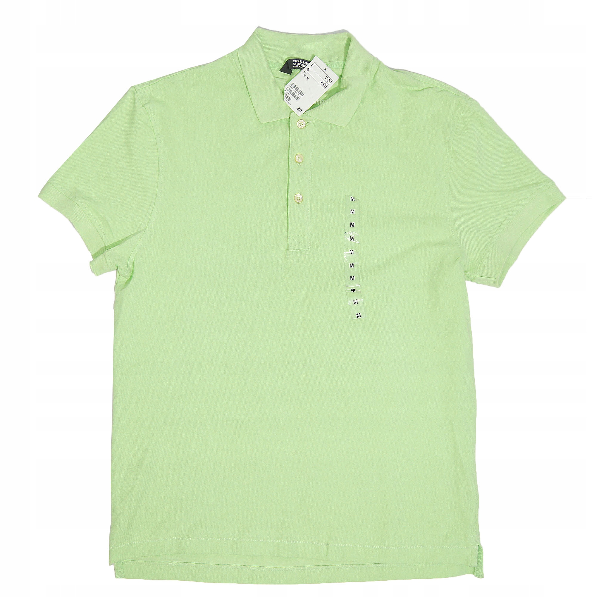 H&M Koszulka polo męska Rozm. M