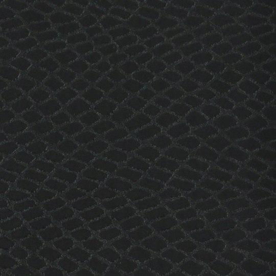 Folia odcinek gadzia skóra czarna wzór krokodyl 1,