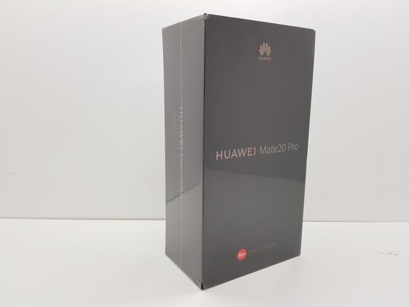 ZAFOLIOWANY HUAWEI MATE 20 PRO LYA-L29 - BLUE