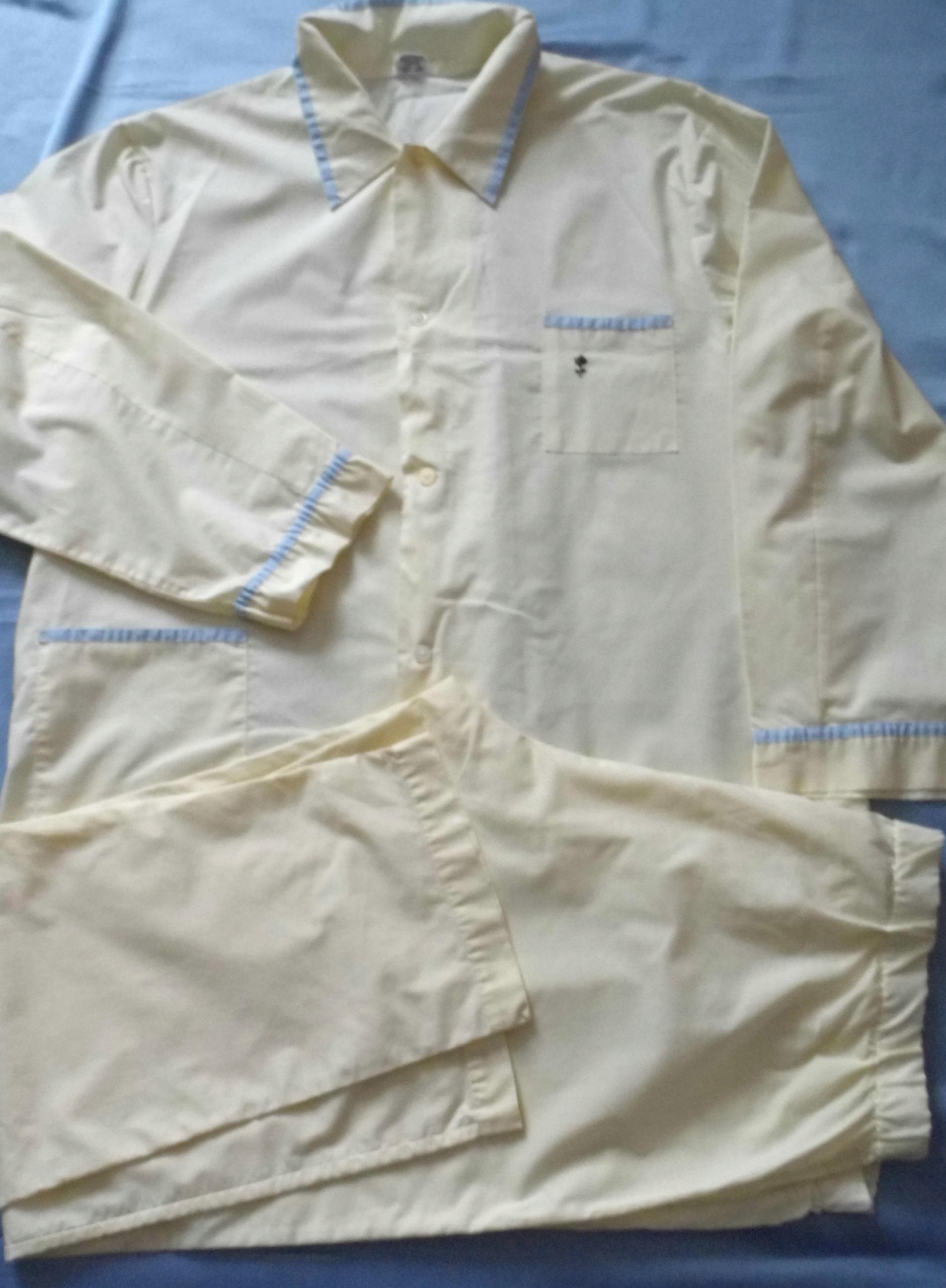 LINCRON -piżama rozpinana rozm.56 jak nowa