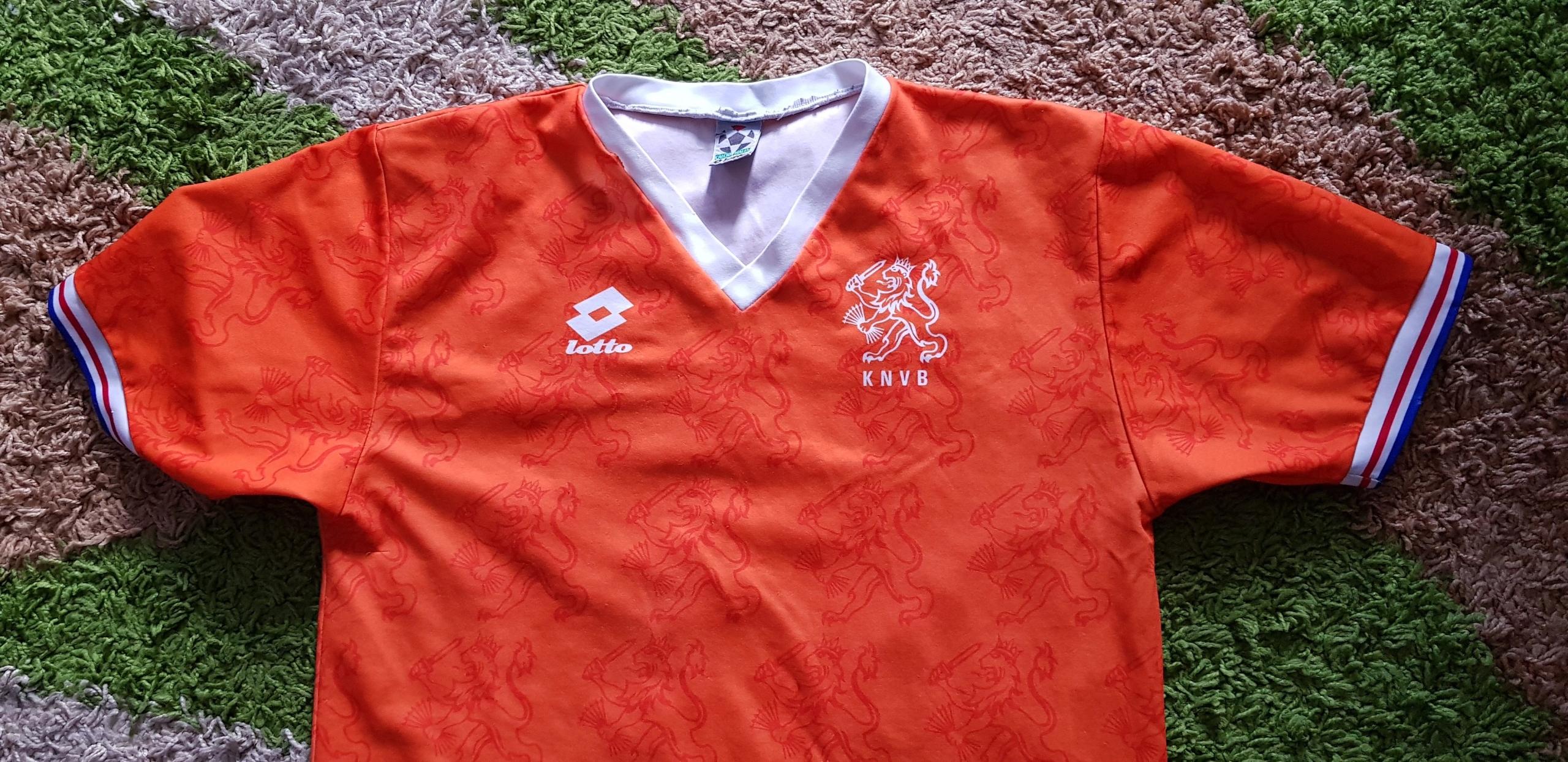 HOLANDIA KNVB LOTTO 1994