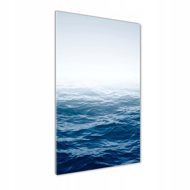 Foto obraz szkło hartowane Morskie fale 70x140 cm
