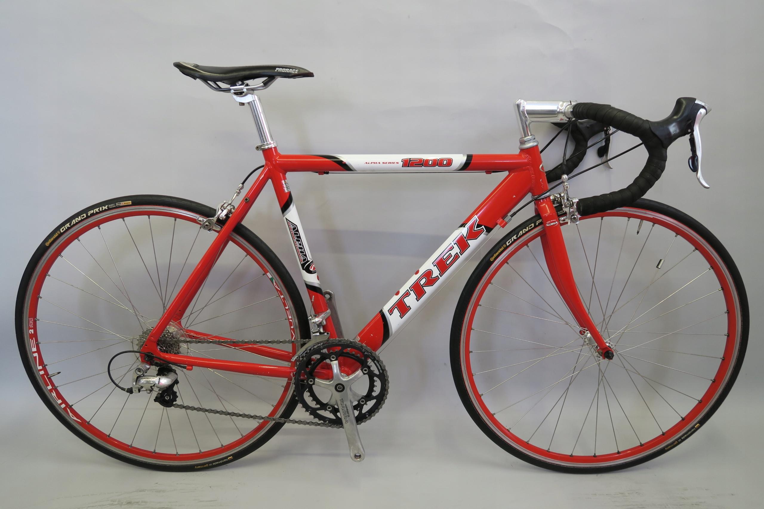 Zadbany rower szosowy Trek 1200 Tiagra