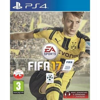 FIFA 17 PL PS4