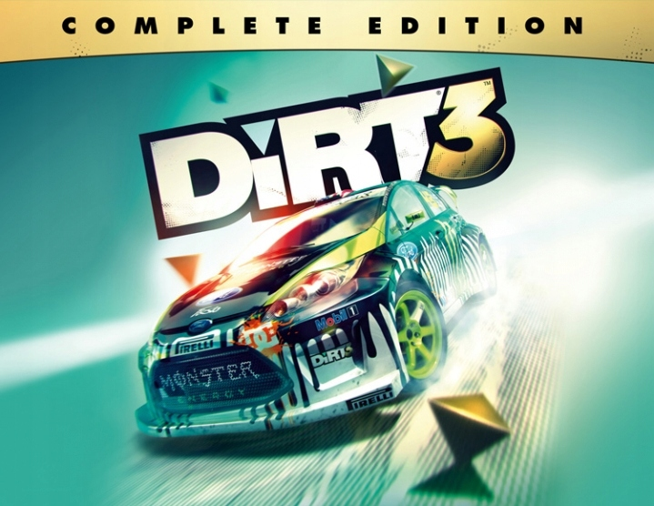 DIRT 3 - COMPLETE EDITION PC KLUCZ STEAM