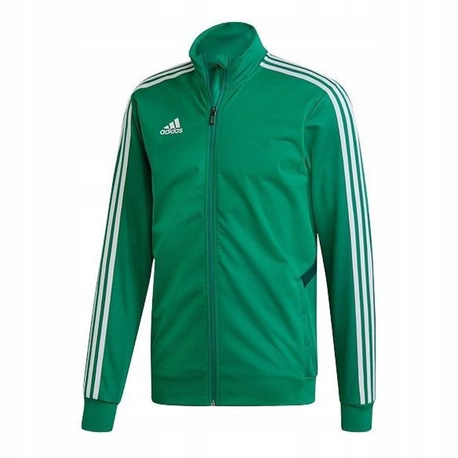 Bluza adidas TIRO 19 JKTY DW4797 zielony 140 cm