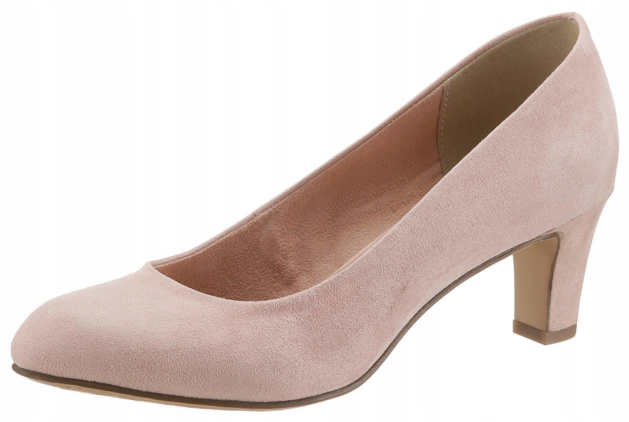 Pantofle damskie Tamaris roz.41*Outlet*b848