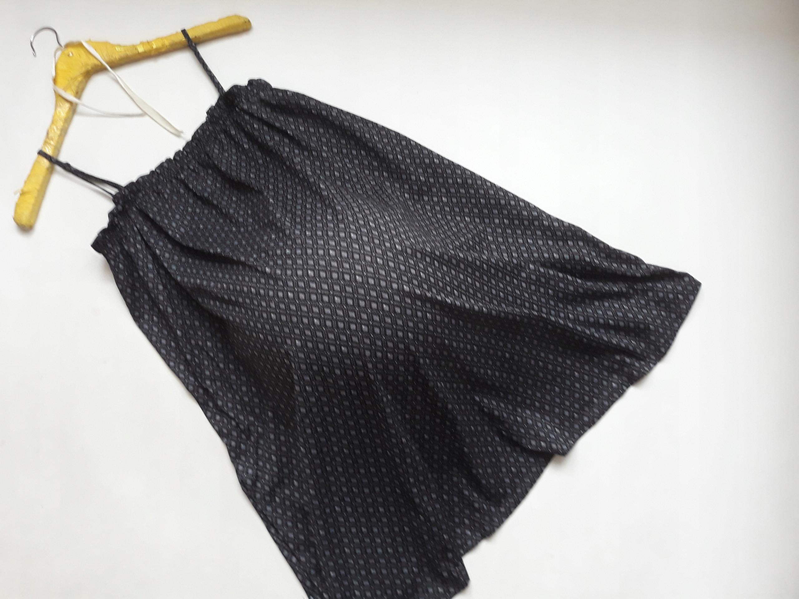 H&M*ok.40 *Tunika/Sukienka ciążowa we wzory*