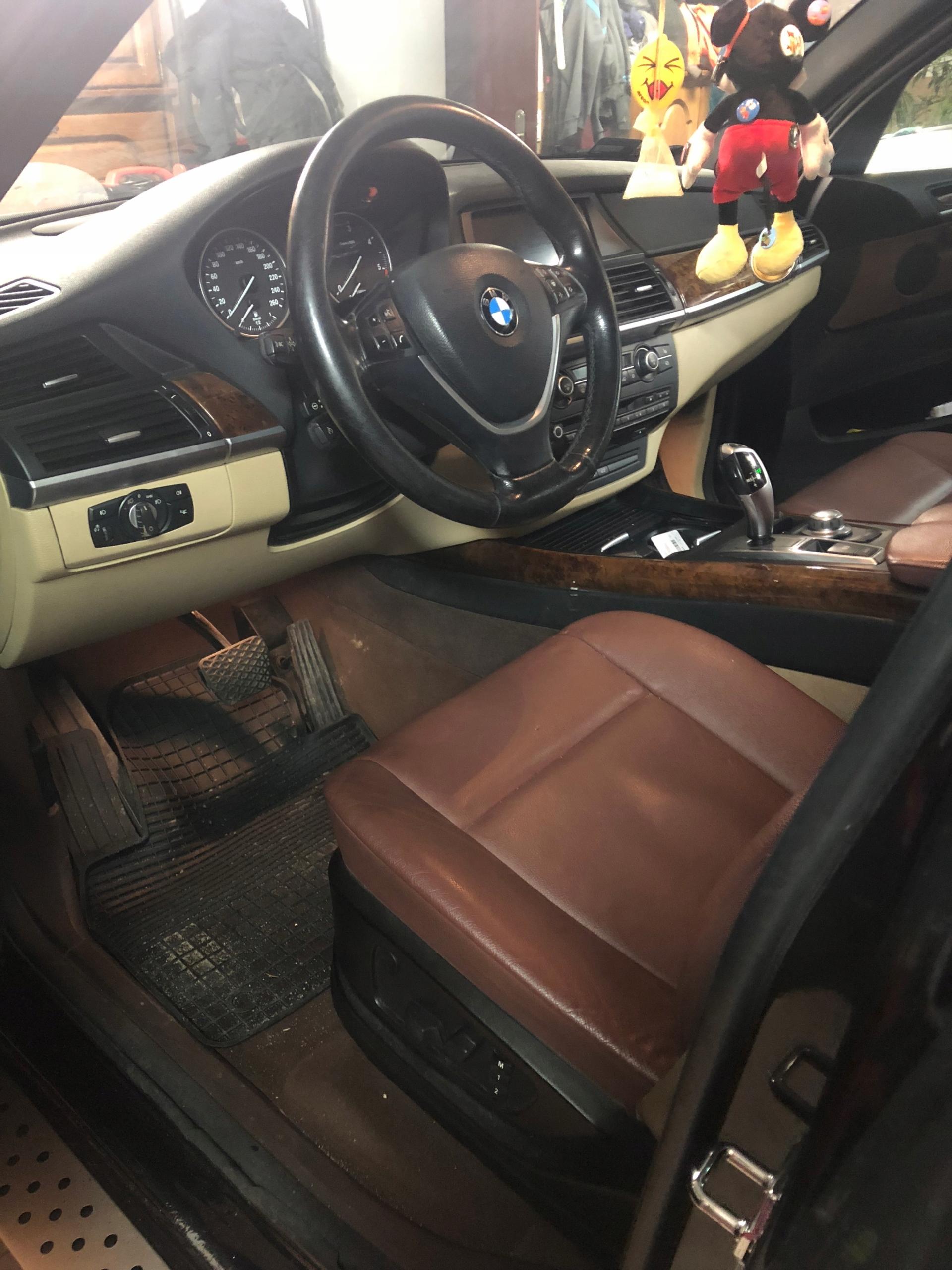 Samochód osobowy BMW X5