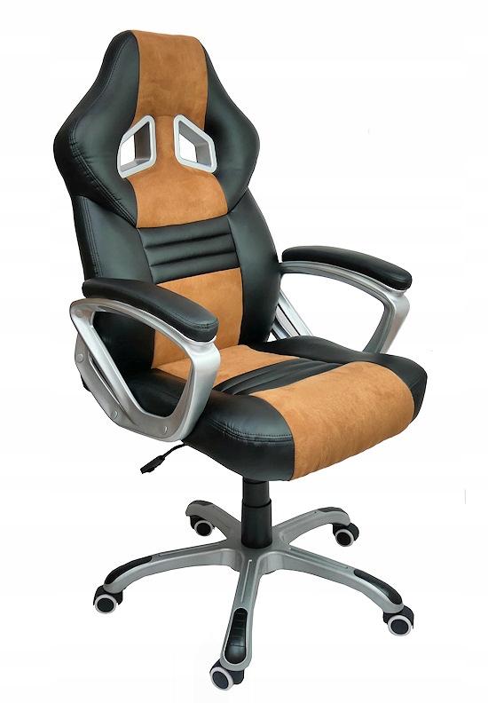 Fotel Biurowy Biurowy Do Komputera Deus F16 7573345208