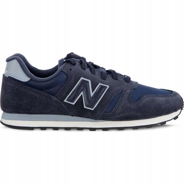 BUTY NEW BALANCE ML373NVB NAVY BLUE 42 NAVY BLUE