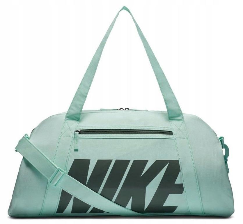 Torba Nike BA5490-336 Woman NK GYM Club miętowa