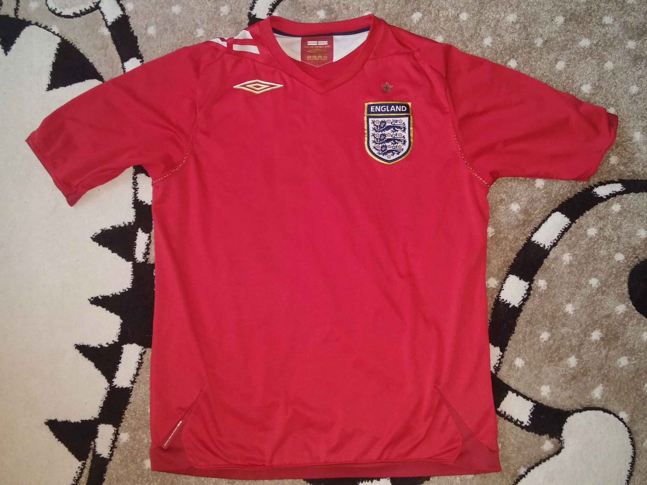 Koszulka Umbro r. M England reprezentacja