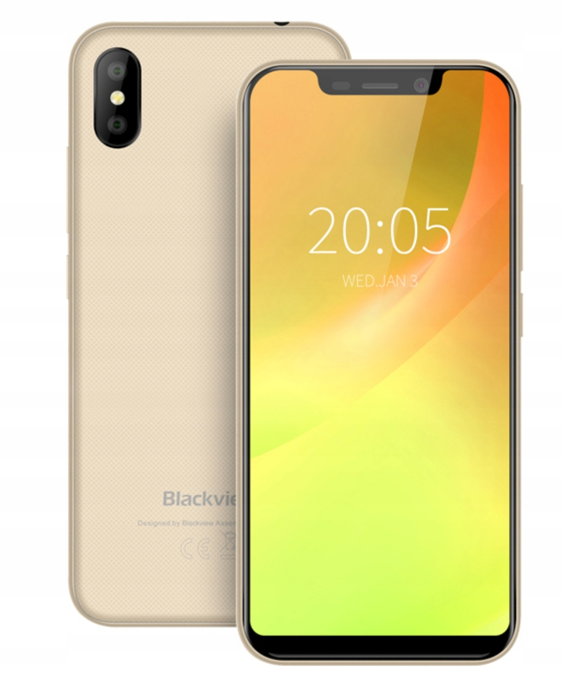 BLACKVIEW A30 FACE ID, DUAL CAMERA + ETUI !!