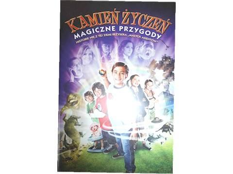 e2373a0f890352 Kamień Życzeń Magiczne przygody - DVD pl lektor - 7247817169 ...