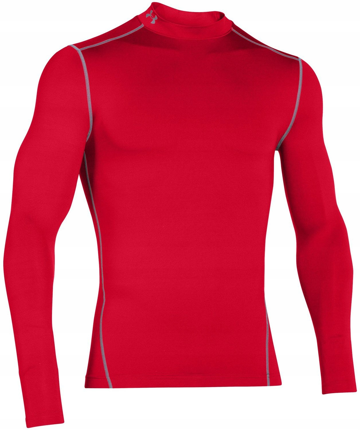 Under Armour ColdGear Armour Mock Red 1265648 # L