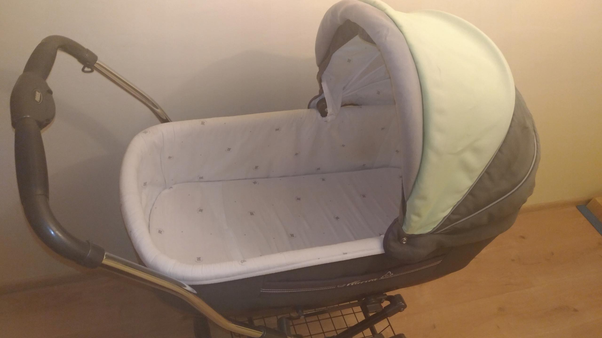 Wózek gondola Roan Marita 2w1