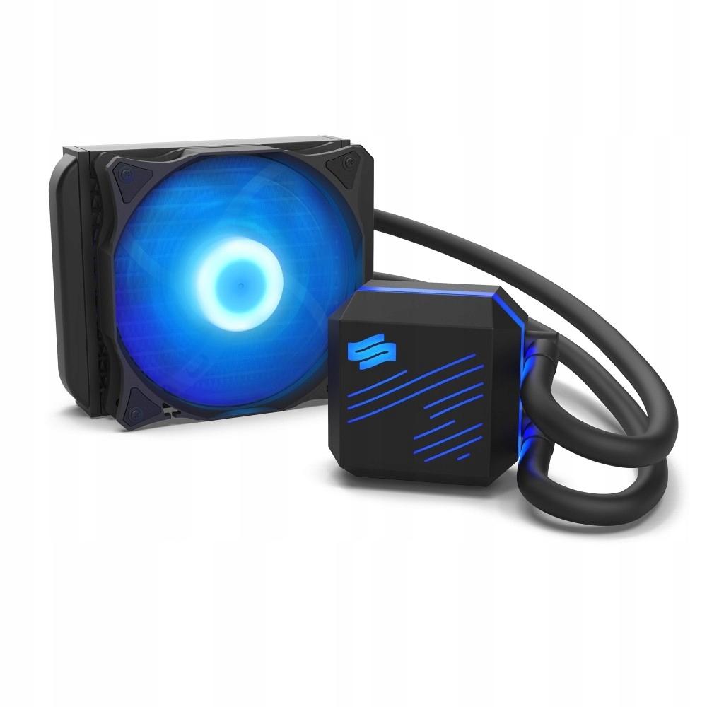 Chłodzenie wodne CPU SILENTIUMPC Navis RGB 120