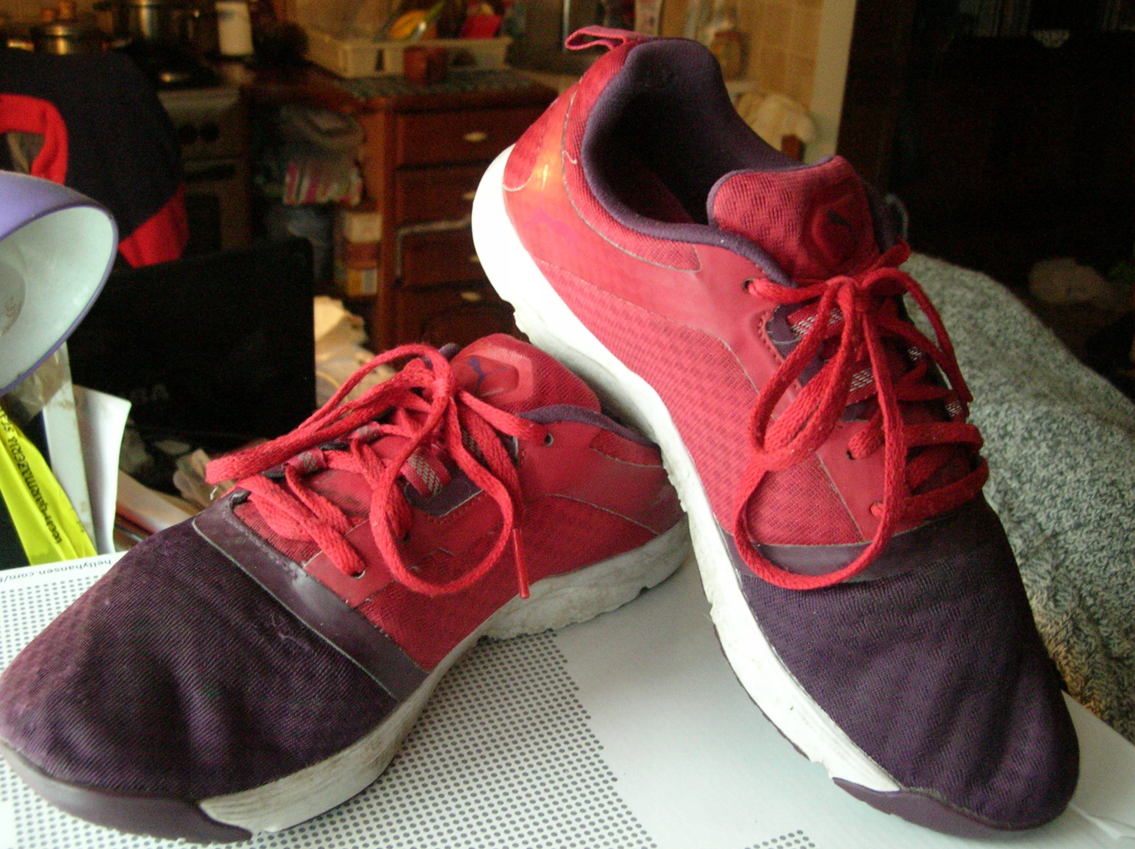 Adidasy PUMA buty sportowe jogging 40 jak nike