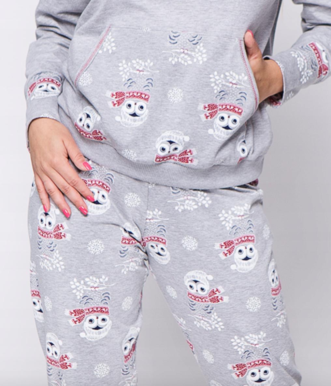 1f0312920961cf Wygodna piżama Sensis Happy Owl kieszenie M - 7793976559 - oficjalne ...