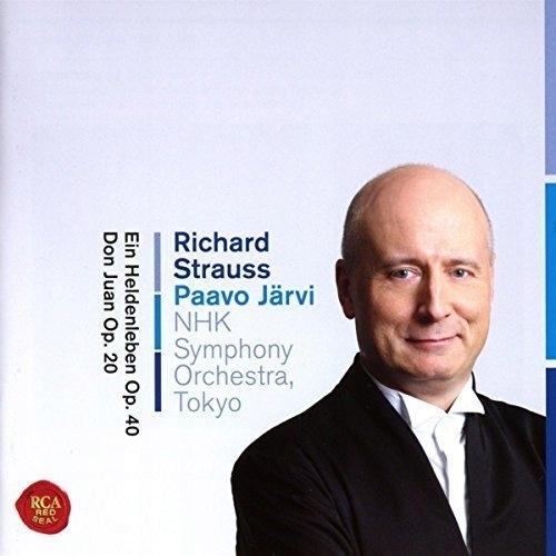 CD Strauss, R. - Ein Heldenleben Nhk S.O./Paavo Ja