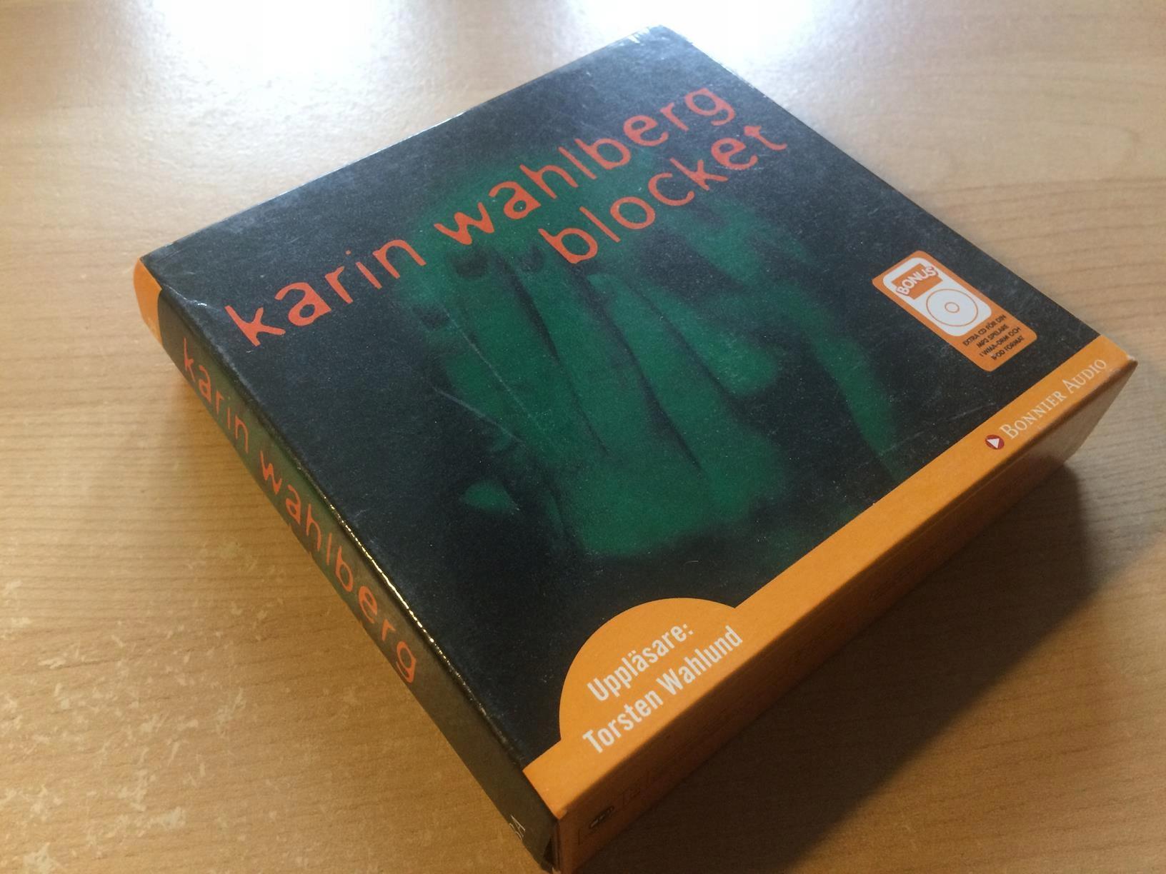 KARIN WAHLBERG BLOCKET 13CD
