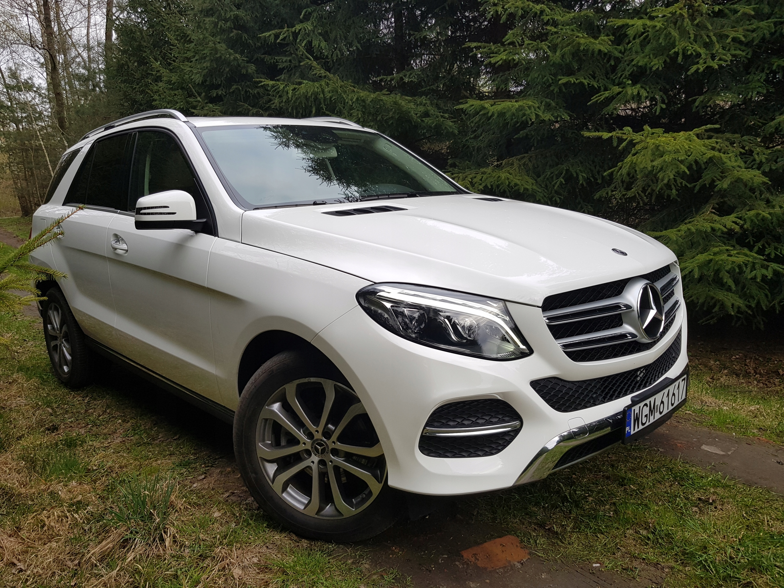 Mercedes GLE350 4Matic okazja