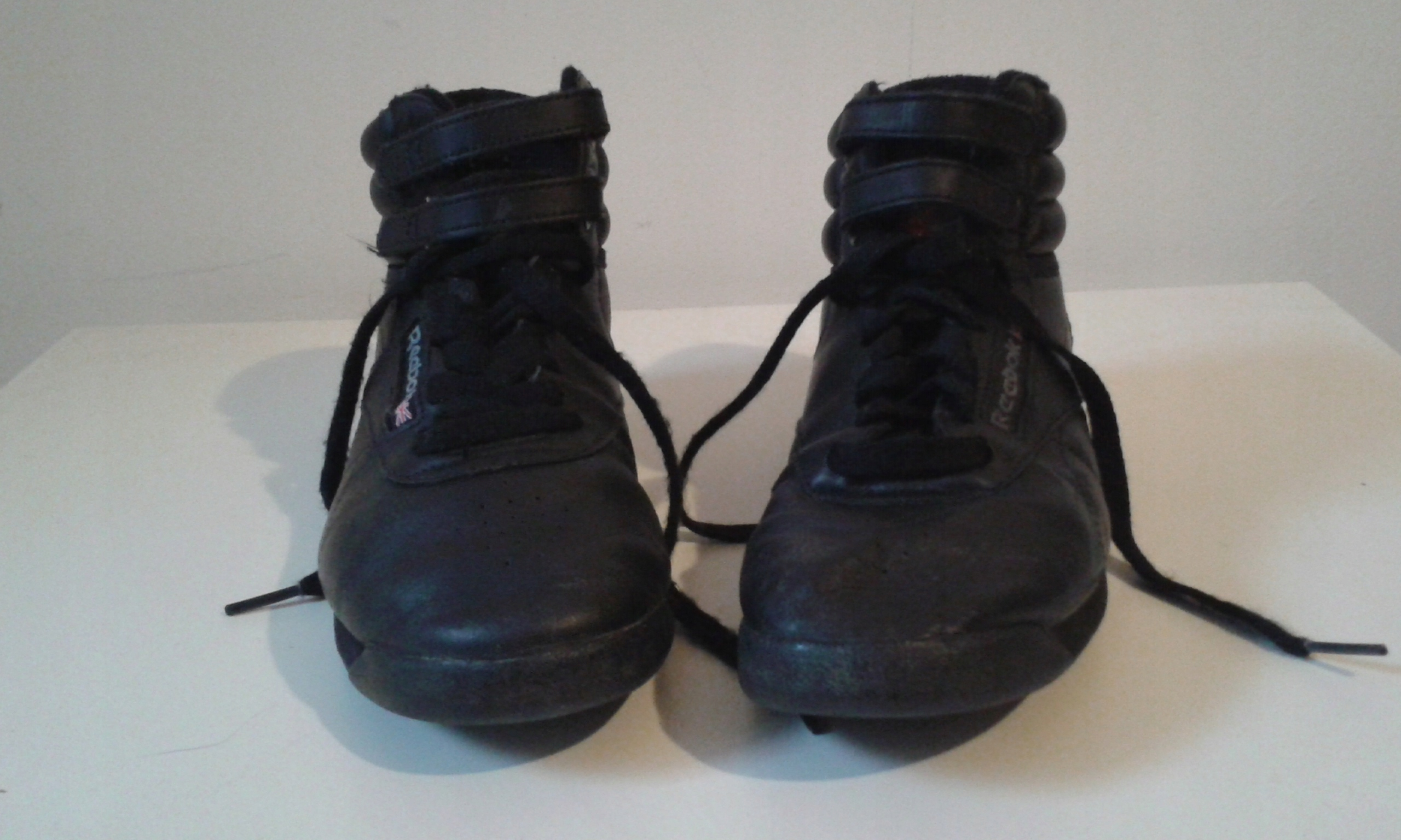 REEBOK CLASSIC buty za kostkę 38 (24,5 cm) skóra