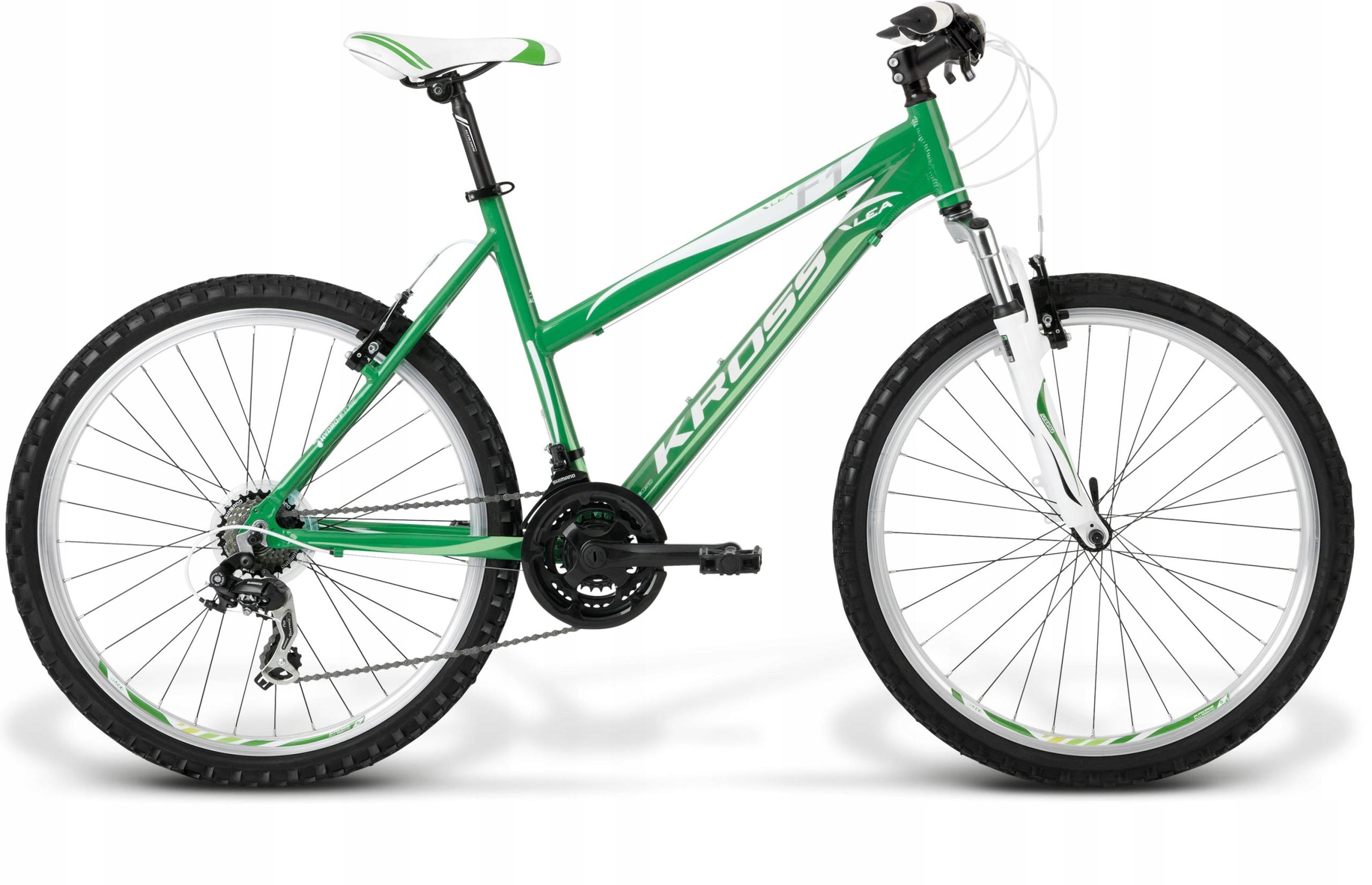 Rower dla dziewczynki KROSS LEA F1 rama XS