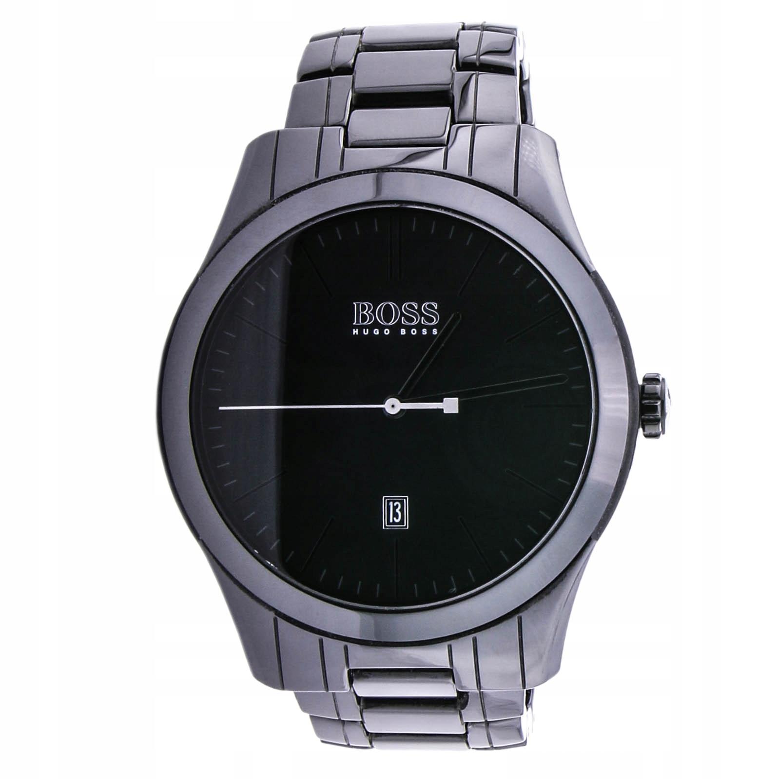 Zegarek HUGO BOSS ORANGE 1513223 czarny