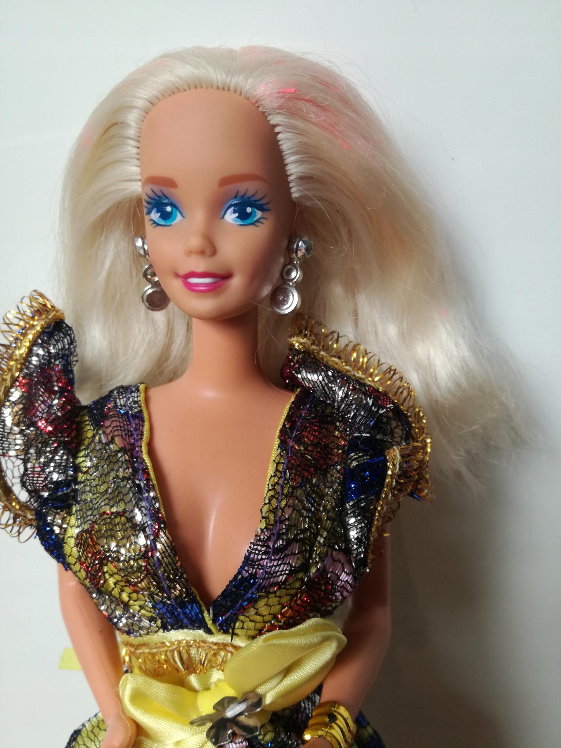 Barbie Superstar lalka vintage
