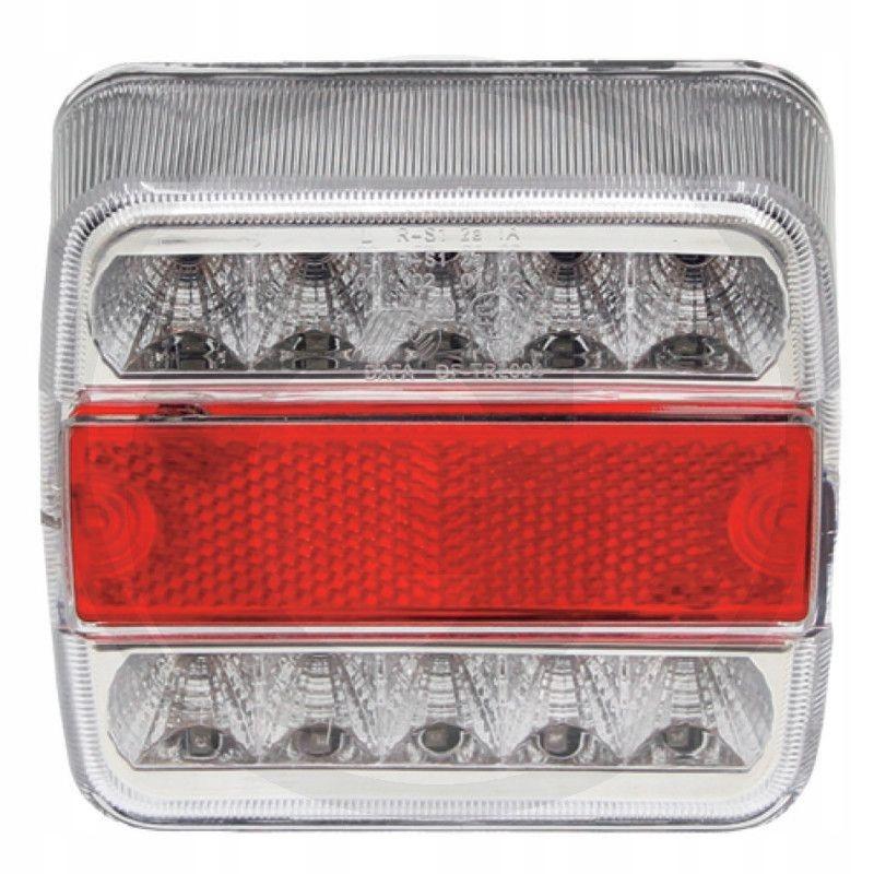 Lampa LED zespolona diodowa tylna 12V GERMAN