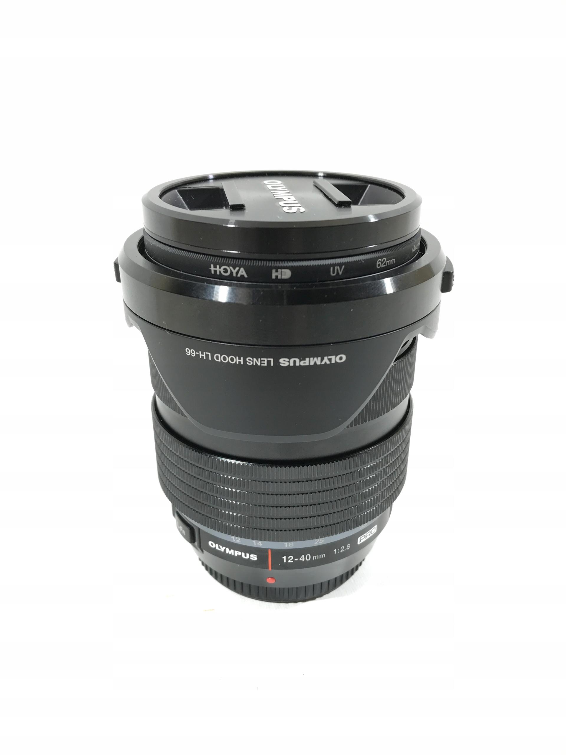 Obiektyw Olympus M. Zuiko Digital 12-40mm