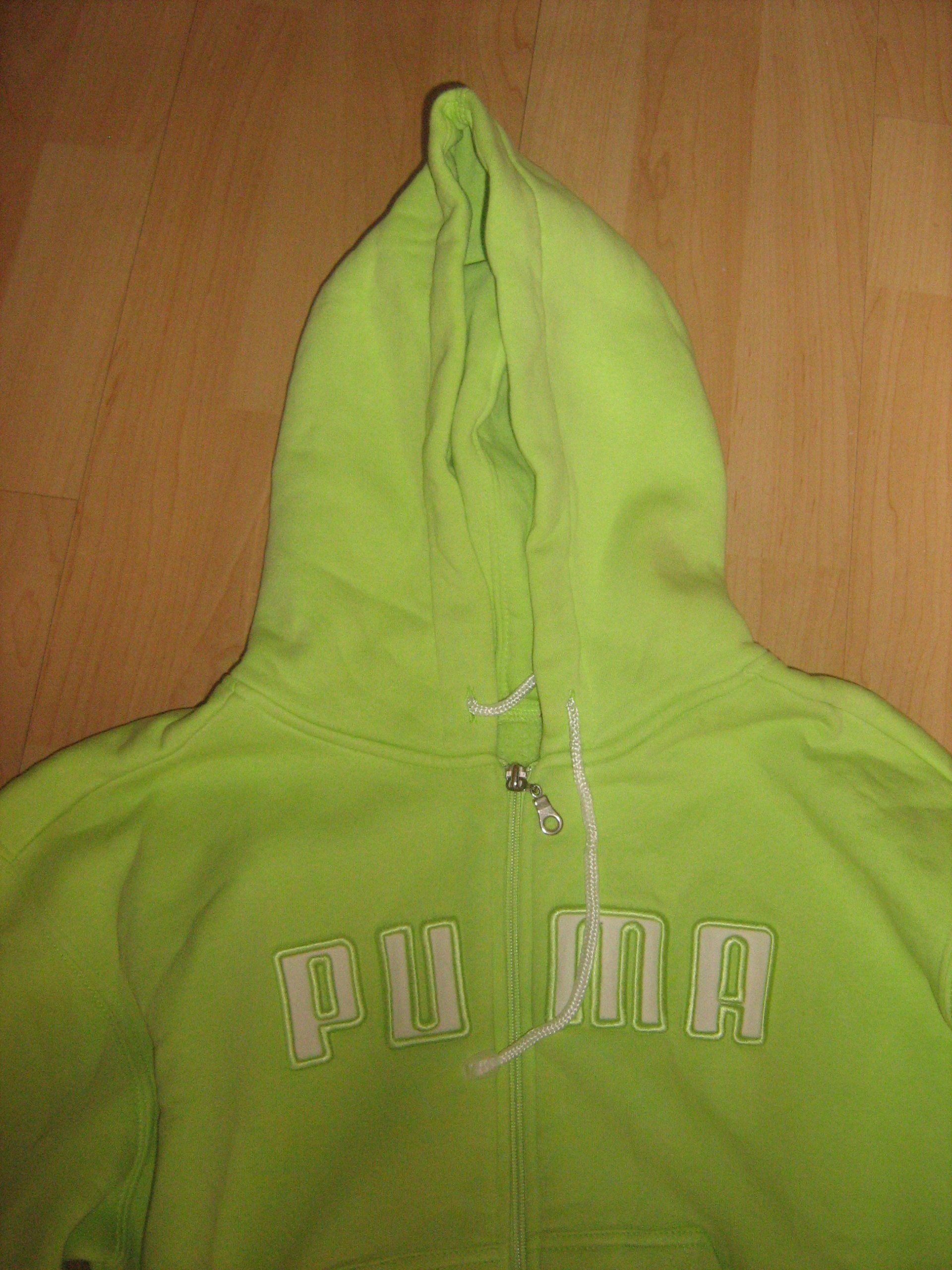Bluza Puma z kapturem