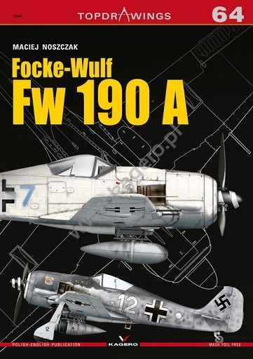 TOPDRAWINGS 64 - Fw 190 A