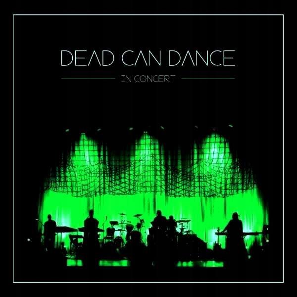 DEAD CAN DANCE In Concert 2CD Lisa Gerrard PERRY