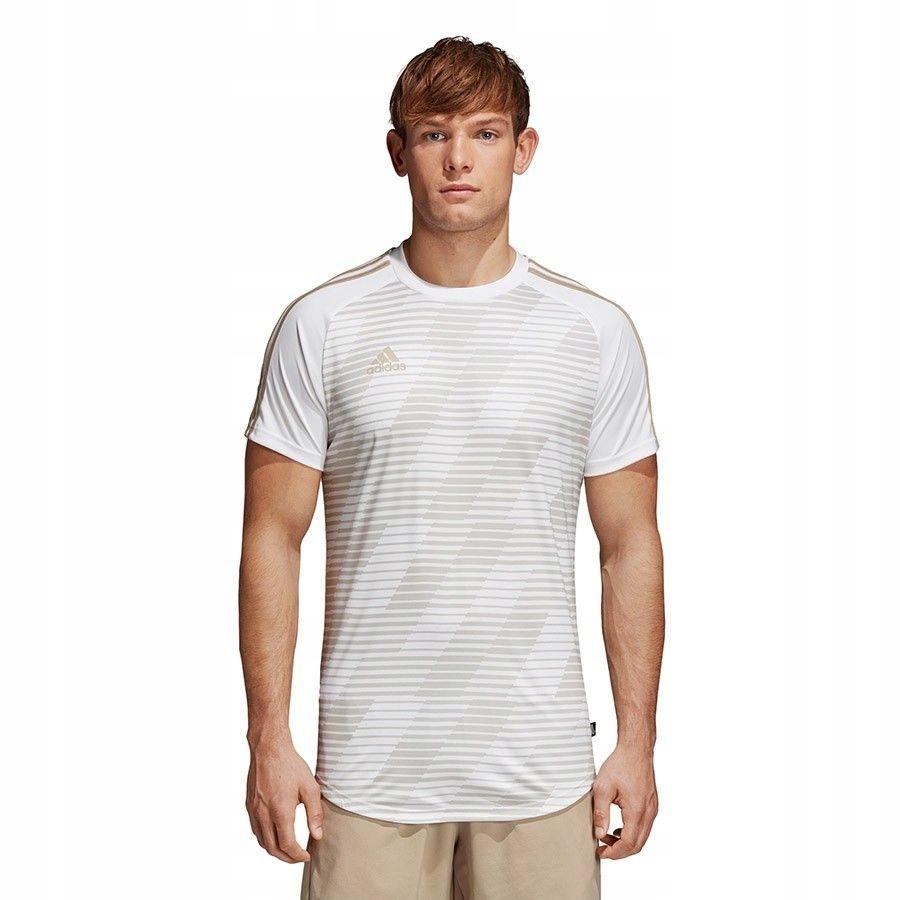 Koszulka adidas Tango GRA JSY CV9842 - BIAŁY; L