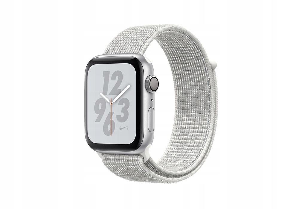 Apple Watch Nike+ Series 4 GPS, 40mm koperta z