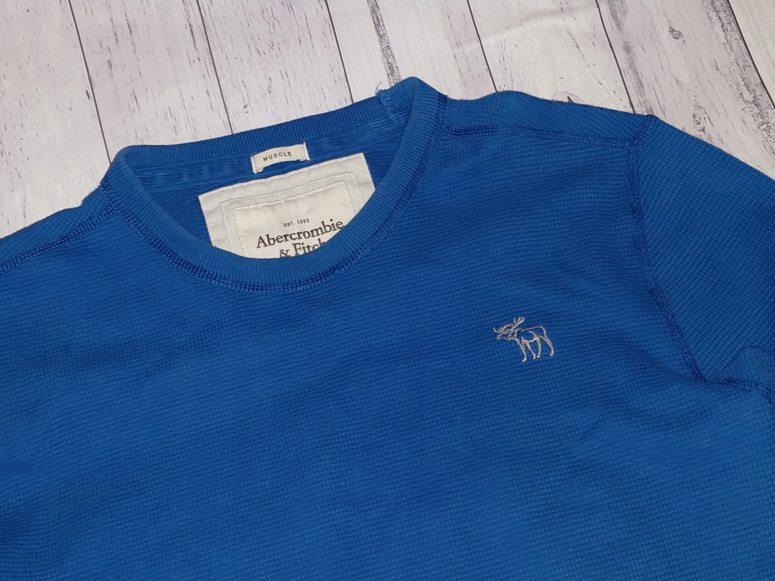 LONGSLEEVE ABERCROMBIE&FITCH ROZ M