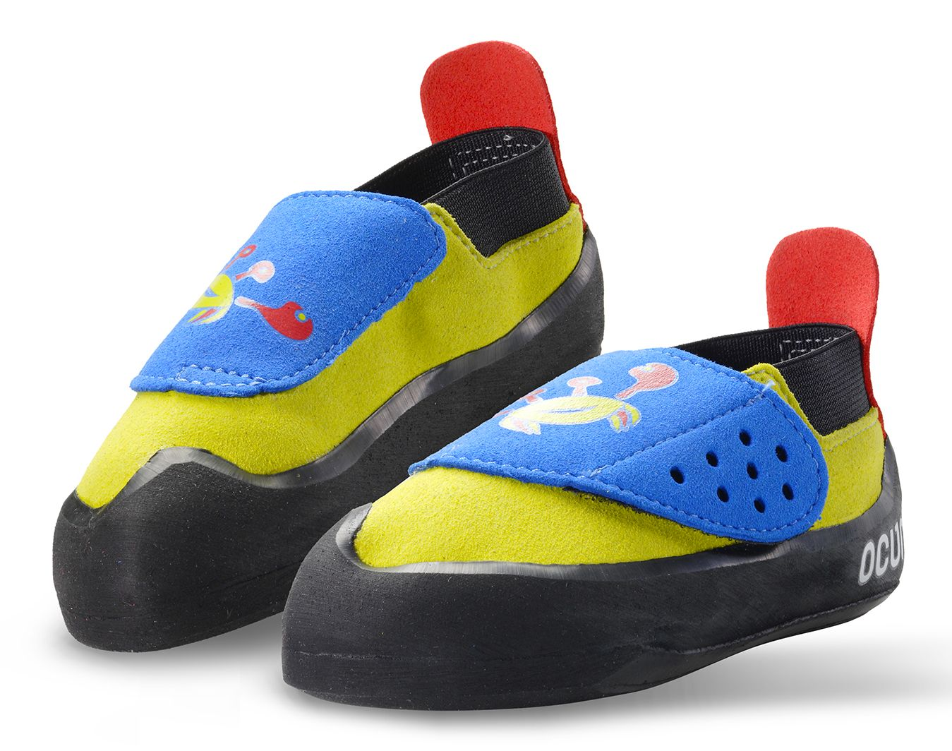 Buty Wspinaczkowe Ocun Hero QC 33 Blue Yellow