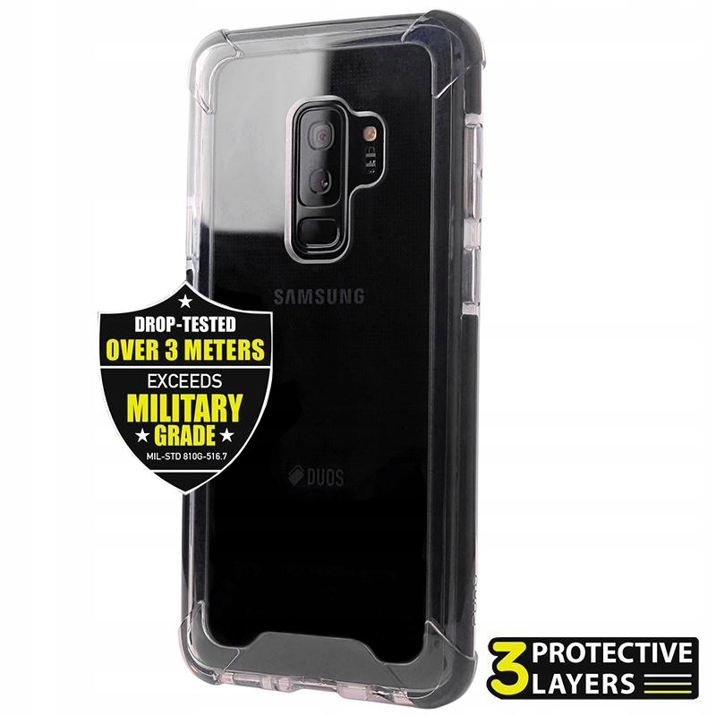 PURO IMPACT PRO HARD SHIELD - ETUI SAMSUNG GALAXY