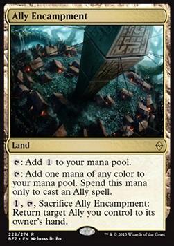Ally Encampment :MTGMARKET
